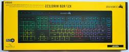 Corsair K57 RGB Wireless Gaming Keyboard - Black