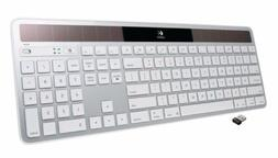Logitech K750 Wireless Solar Keyboard for Mac - Brand New