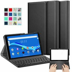 Keyboard Case for for Lenovo Tab M8 TB-8505X 8505F Stand Cov