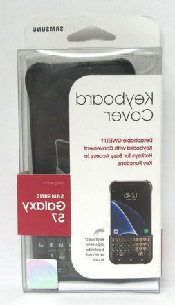Samsung Keyboard Cover for Samsung Galaxy S7 - Black