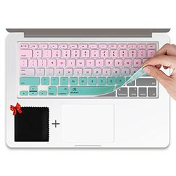 "Keyboard Cover for Macbook Air 13, Macbook Pro 13"" 15"" ,"