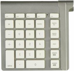 Keyboard Wireless Keypad Bluetooth Numeric Macbook Pro Wirel