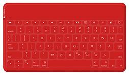 Logitech Keys-To-Go Ultra-Portable Stand-Alone keyboard for