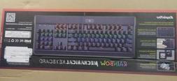 EagleTec KG010 -R Gaming Mechanical Keyboard With RAINBOW LE