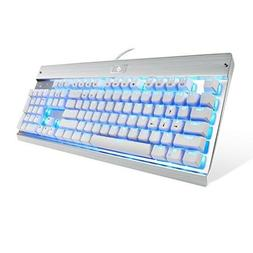 Eagletec KG011 Mechanical Keyboard, USB Wired Natural Ergono