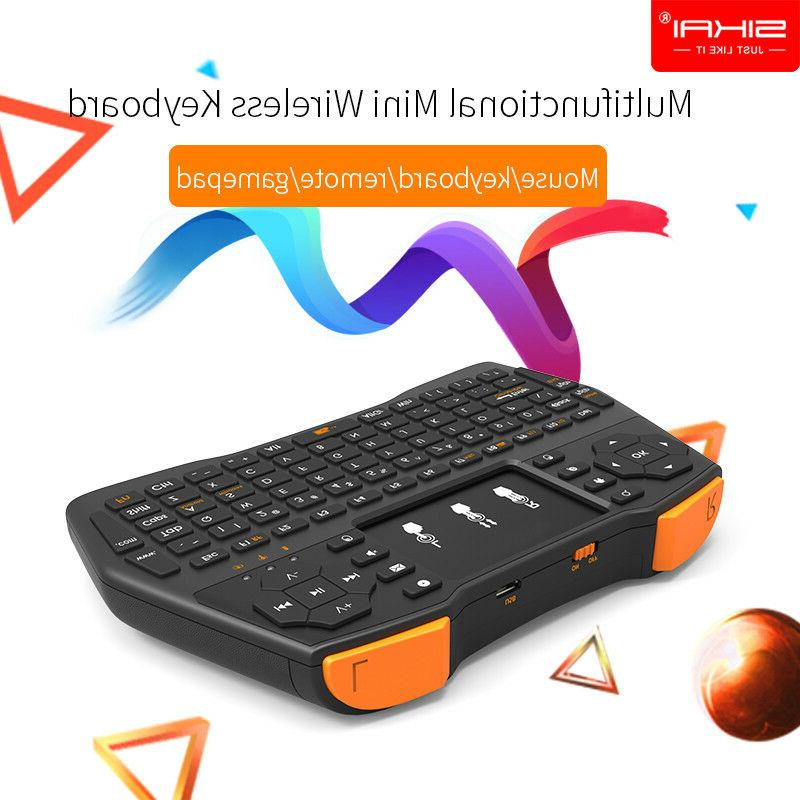 2.4G Air Mouse KODI Android TV Box Remote Control Wireless K