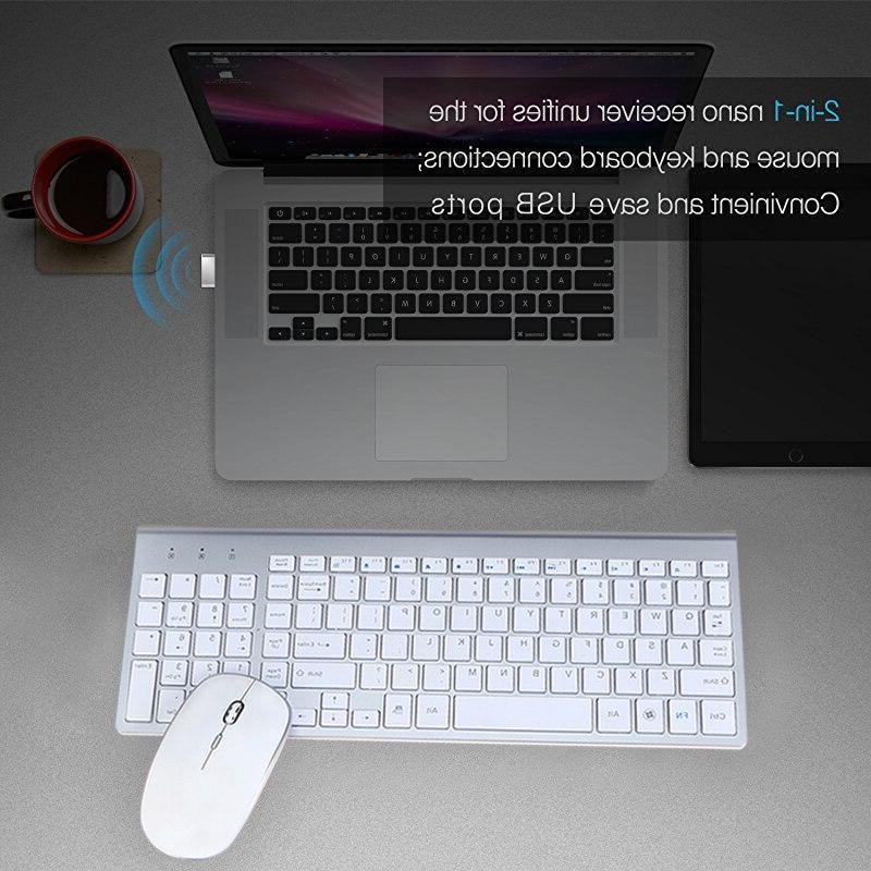 SeenDa <font><b>Keyboard</b></font> and Mini Multimedia <font><b>Combo</b></font> Laptop