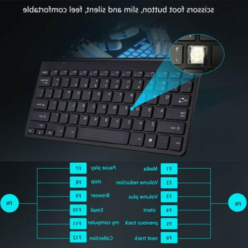 2.4G Keyboard And Mouse Combo For Desktop PC