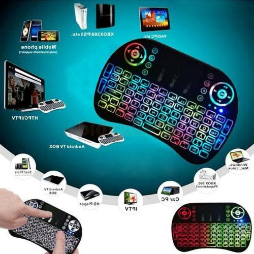 2.4G Remote Touchpad TV PC US