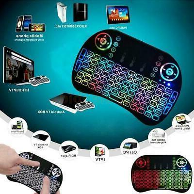 2.4G Microi Remote Controls for TV Box PC US