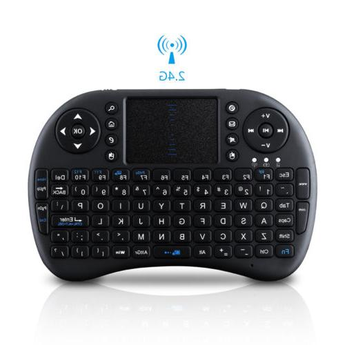 Mini Keyboard Remote Control PC TV X-Box