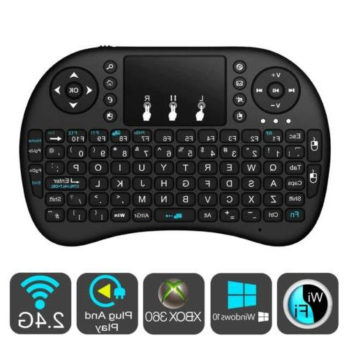 2.4G Wireless With Android Smart PC