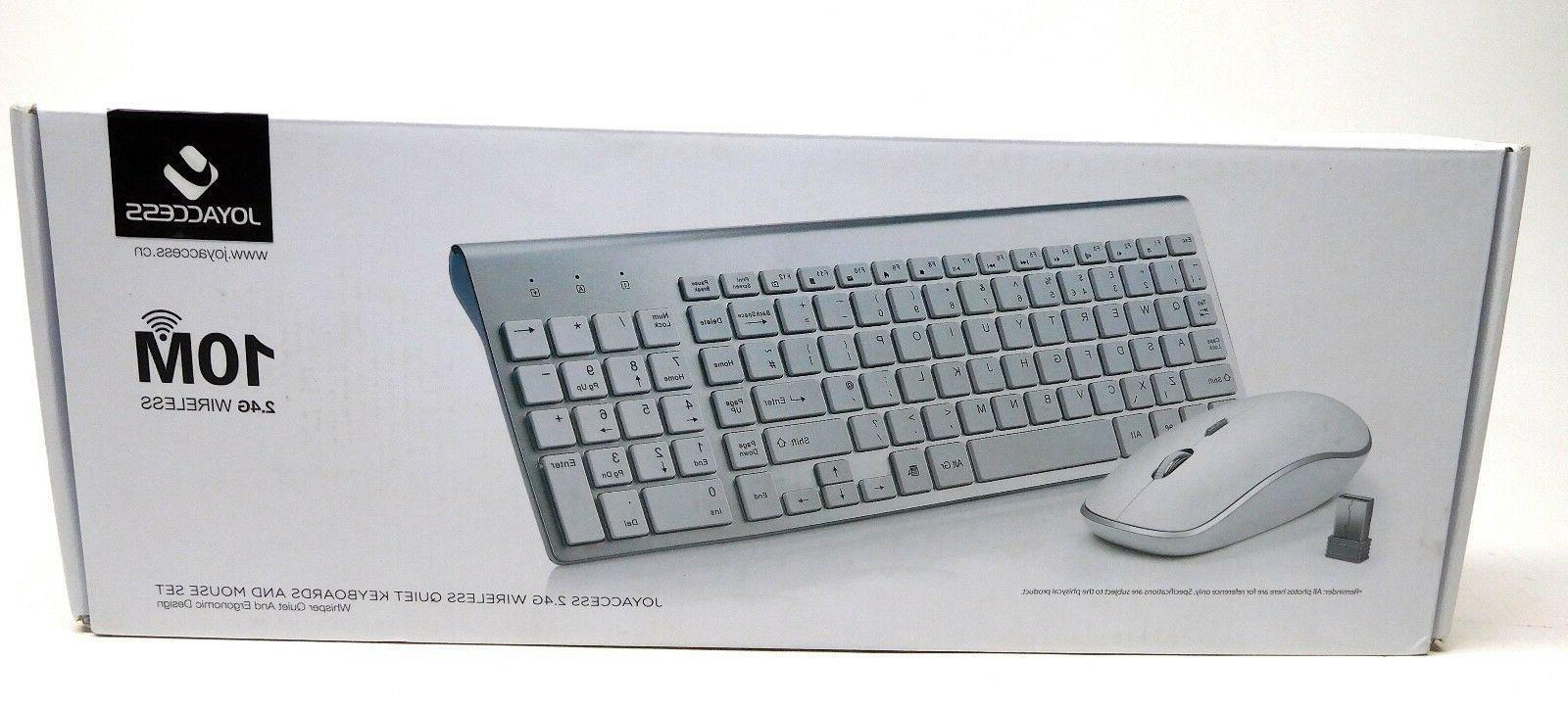 JOYACCESS Wireless and Silent Mouse JA CB2 #4797