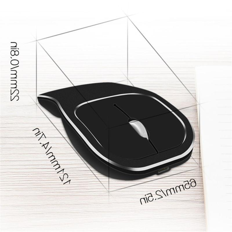 Roller Rechargeable Ergonomic Mouse