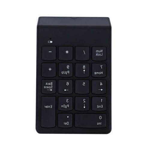 2.4GHz Wireless Numeric Calculator w/ Receiver