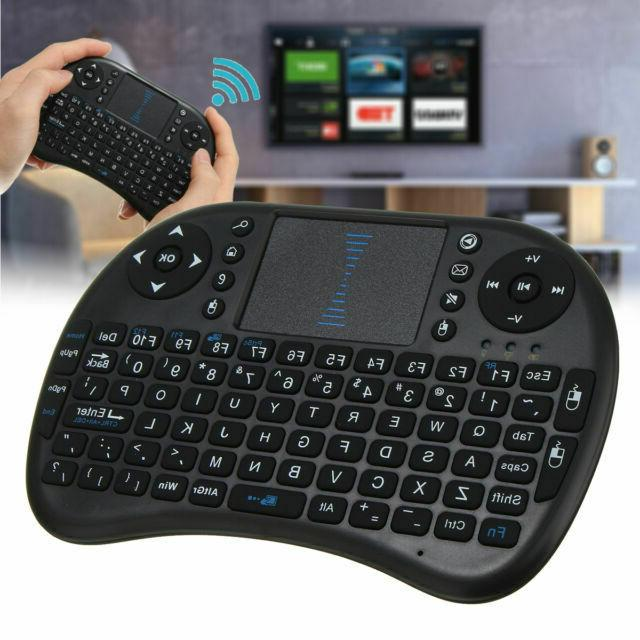 2.4Ghz Rechargeable Keyboard For