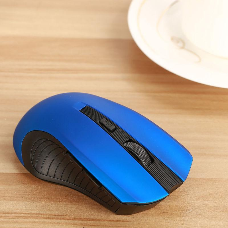 2.4Ghz Buttoms 1600 Mouse Mice PC Laptop