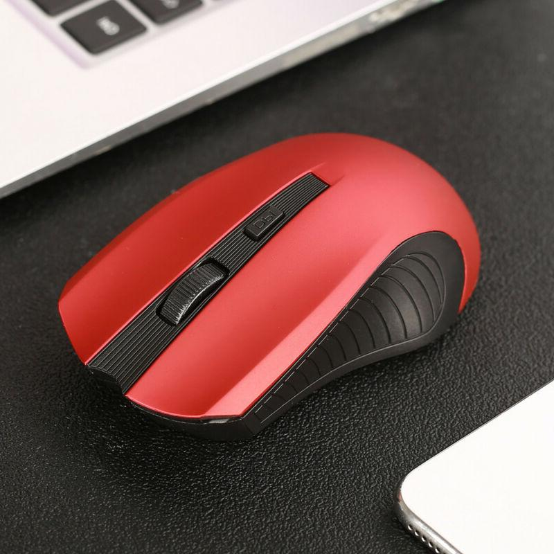 2.4Ghz Buttoms Mouse Mice Laptop