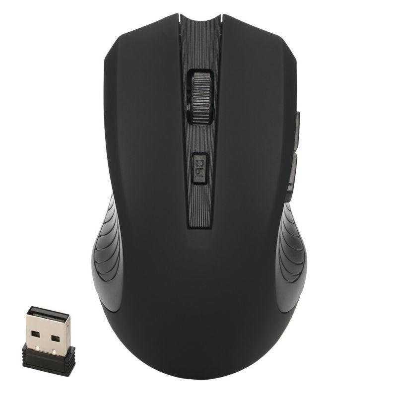 2.4Ghz Mini Wireless Buttoms Gaming Mouse For Laptop