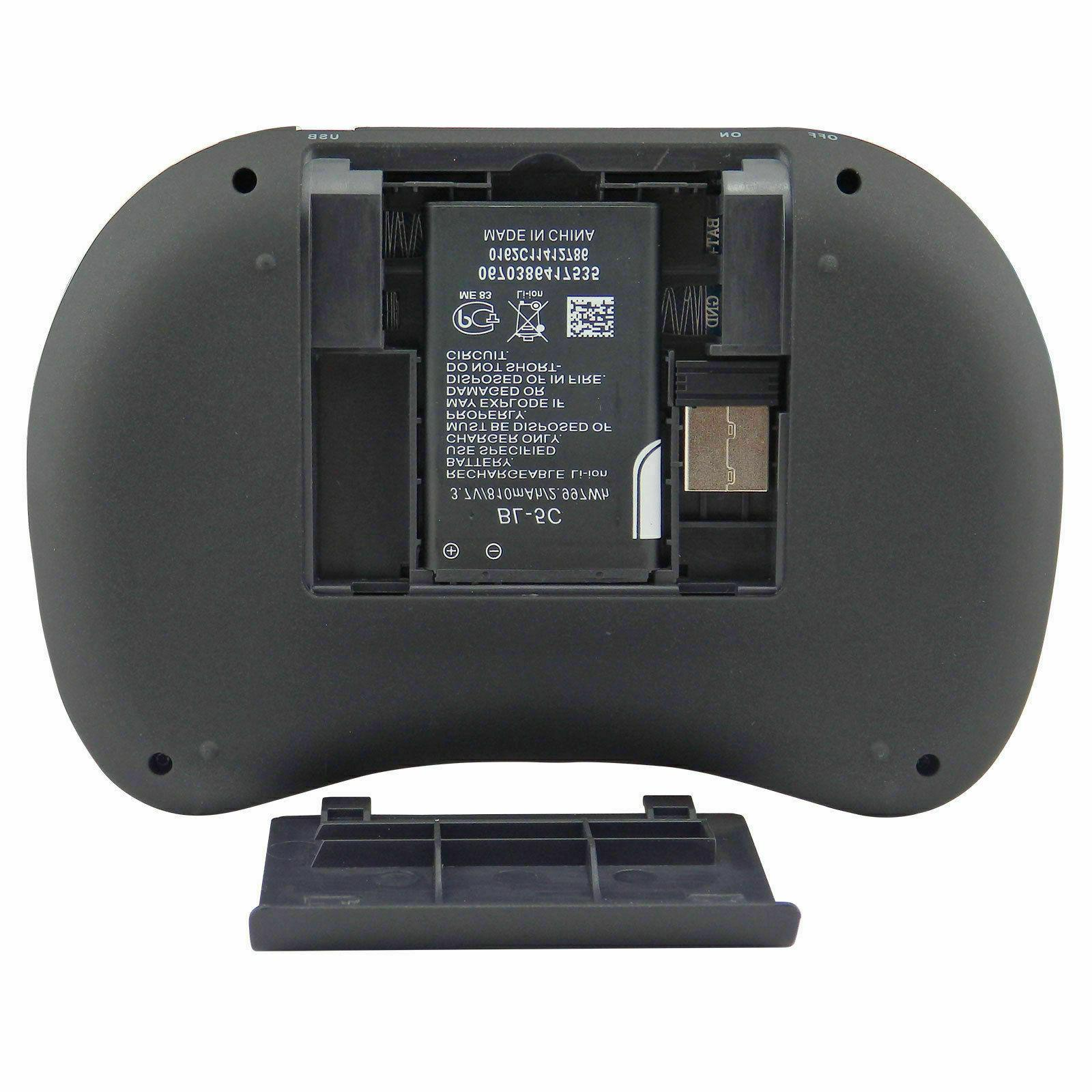2.4GHz Wireless Keyboard Android Box