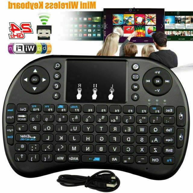 2.4GHz Wireless BACKLIGHT with Touch for USA SLR