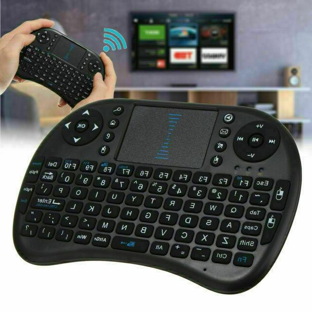2.4GHz Mini Wireless BACKLIGHT with for PC android USA SLR
