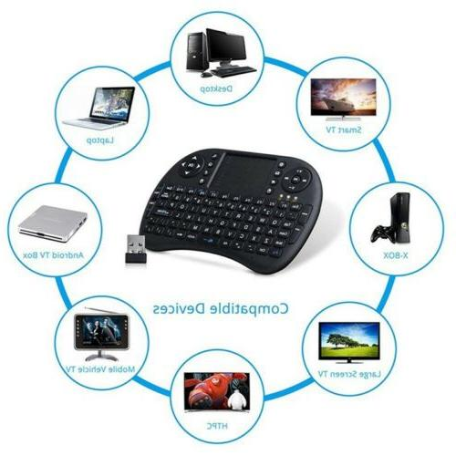 2.4GHz Mouse Touchpad TV