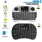 2.4GHz Mini Wireless Keyboard Mouse Air Mouse Touchpad for P