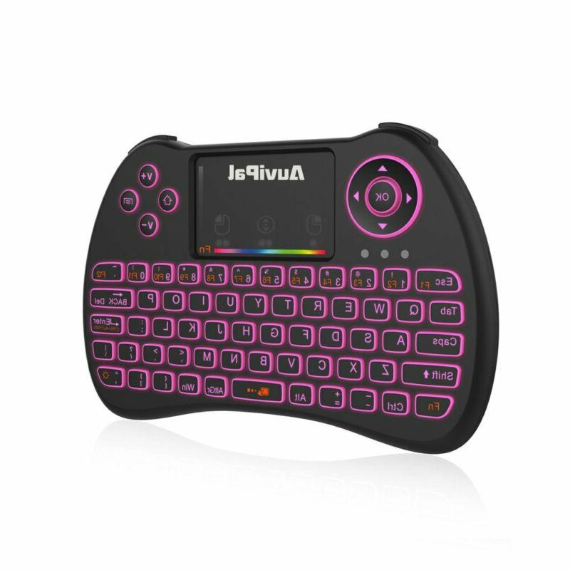 2.4Ghz Mini Wireless Keyboard Mouse Combo For Tv Stick Andro