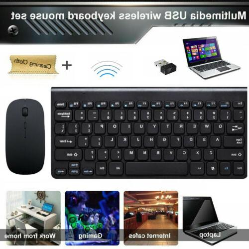 2.4GHZ Keyboard For PC and Kit