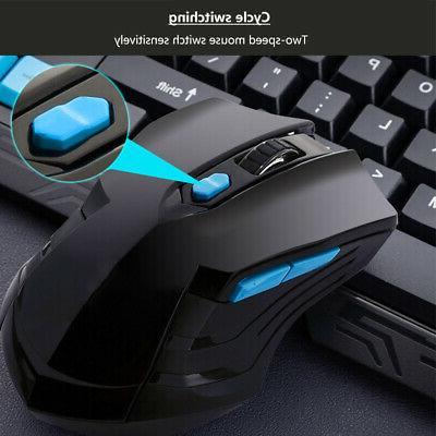 2.4GHz + 6 Laser PC Laptop