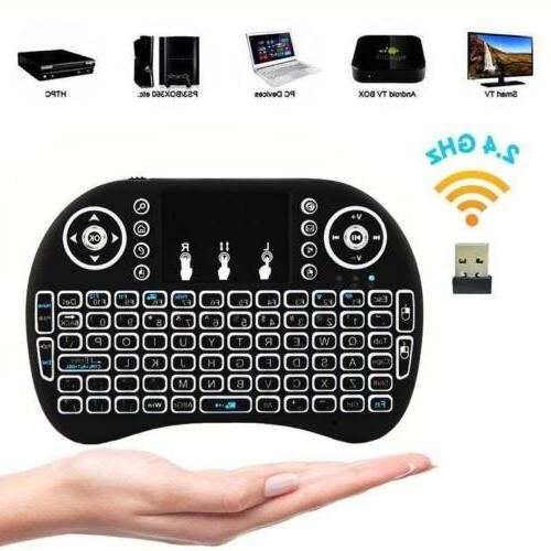 2.4GHz Keyboard Tablet