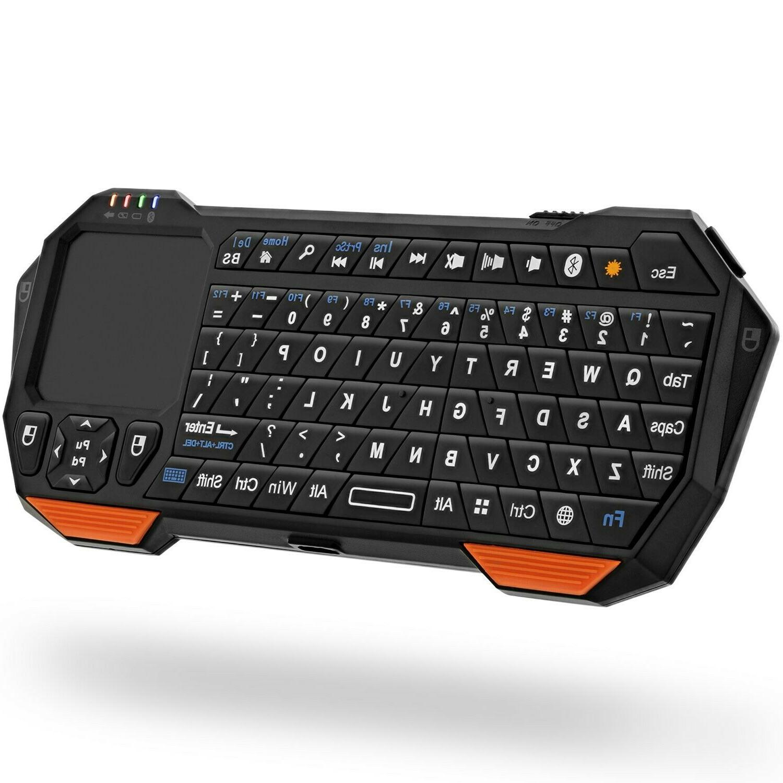 Bluetooth Keyboard Touchpad iOS