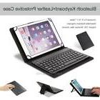"9""-10.1"" Tablet PU Leather Cover Cover Case+Bluetooth Wirele"