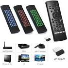 Air Mouse 2.4GHz Wireless Keyboard Universal Infrared Remote