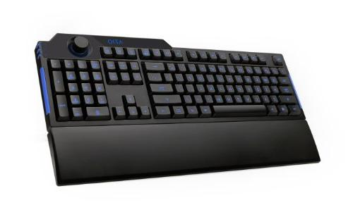 Backlit Keyboard Black