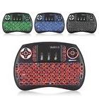 EARME iPazzport Wireless Mini Keyboard RGB 3 Color 2.4GHZ Ba