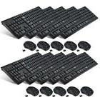 EagleTec K104-A Wireless Keyboard and Mouse Combo 2.4 GHz -