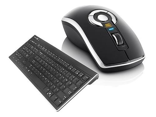 Gyration Rechargeable Wireless Air Mouse Elite and  Wireless