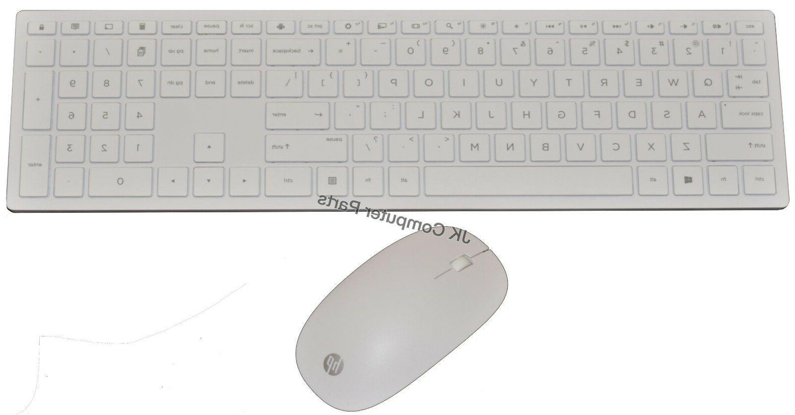 hp pavilion 24 r076l aio wireless keyboard and mouse. Black Bedroom Furniture Sets. Home Design Ideas