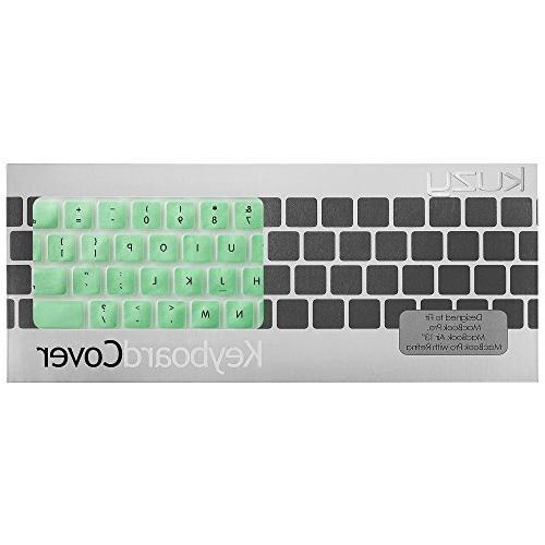Kuzy Keyboard for MacBook MacBook Green