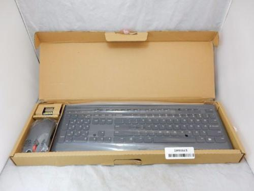 Lenovo Professional Wireless Keyboard and Mouse Combo US Eng