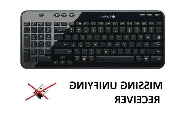 Logitech K360 Wireless Keyboard   ™