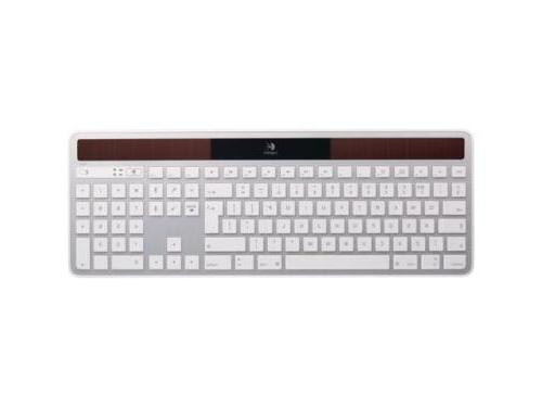 Logitech K750 2.4GHz Wireless Solar Powered Keyboard for Mac