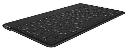 Logitech - Keys-to-go Portable Keyboard For Ios Black