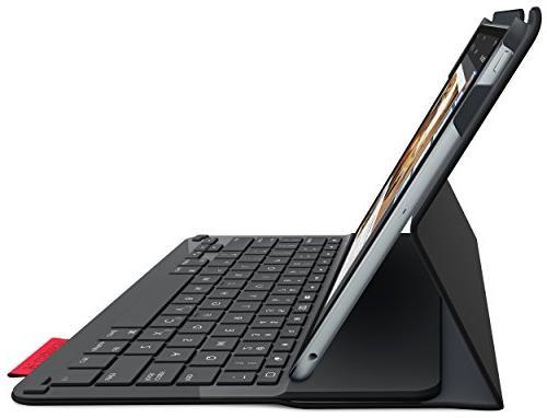 Logitech Type+ Keyboard Ipad® - Black