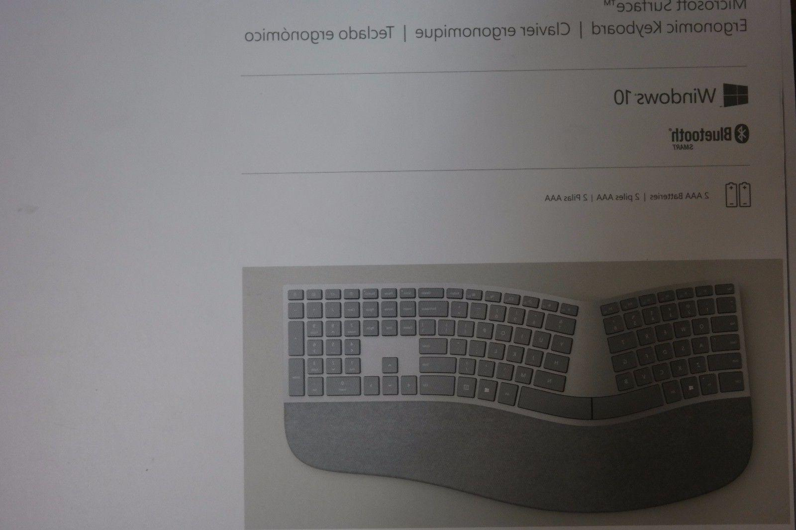 Microsoft - Keyboard 3RA-00022