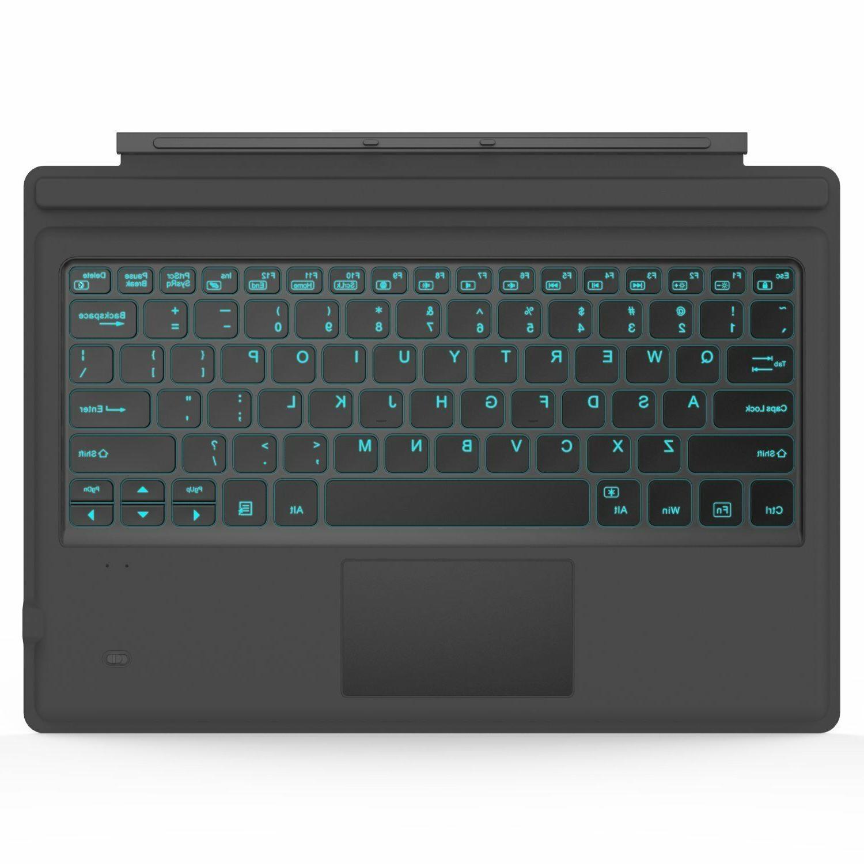 Microsoft Surface Pro 4 / 3 Type Cover Wireless Bluetooth Ke