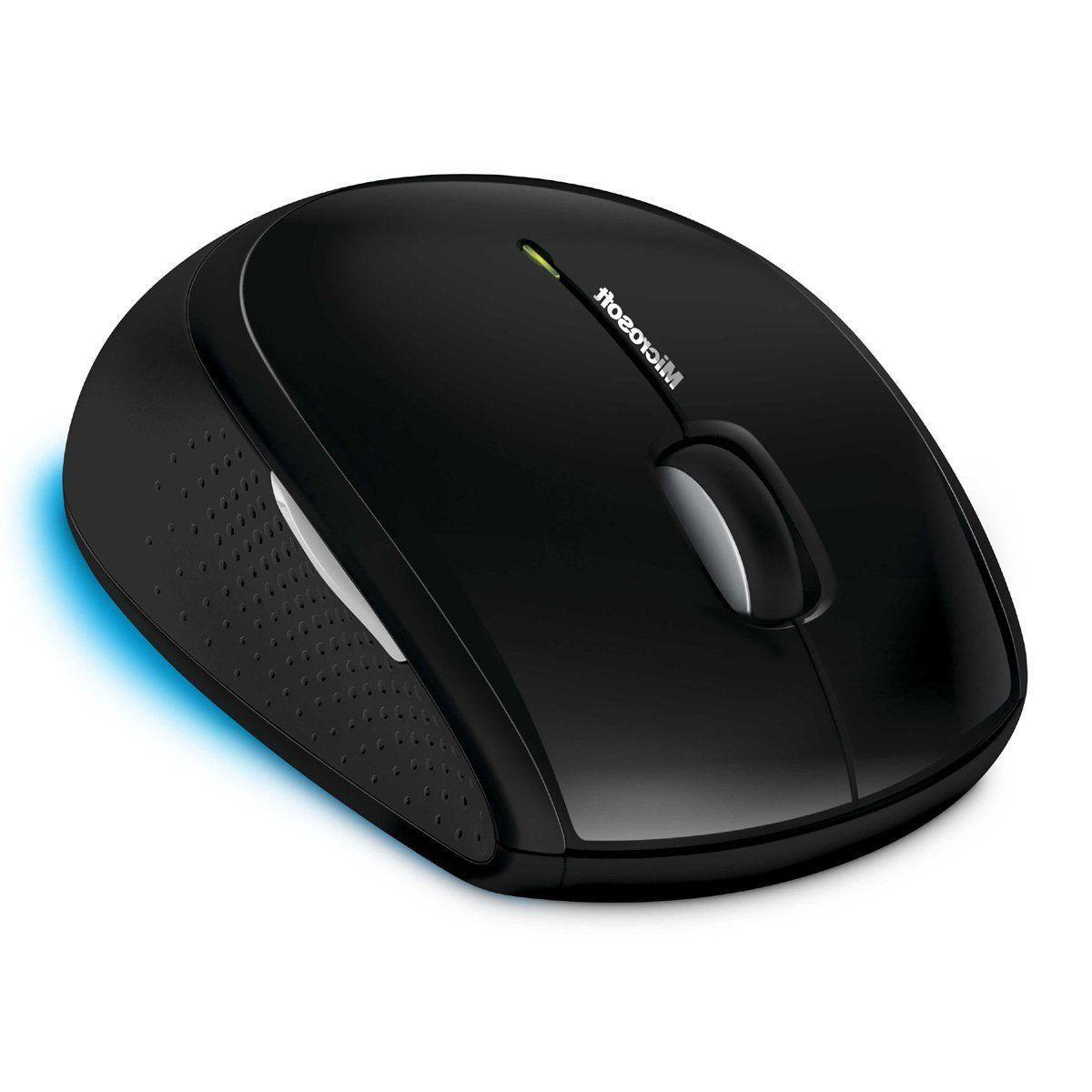 Microsoft Desktop 5000 Mouse-Black-CSD-00001 - OB