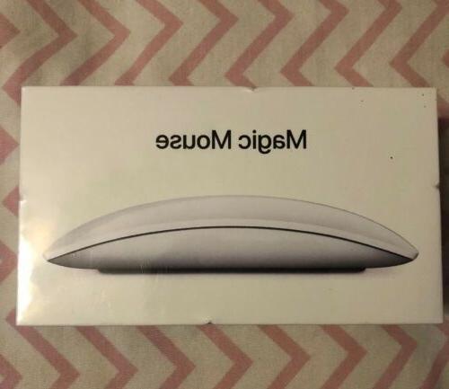 NEW Apple Magic Mouse 2 MLA02LL/A magic mouse @ 2 Includes C